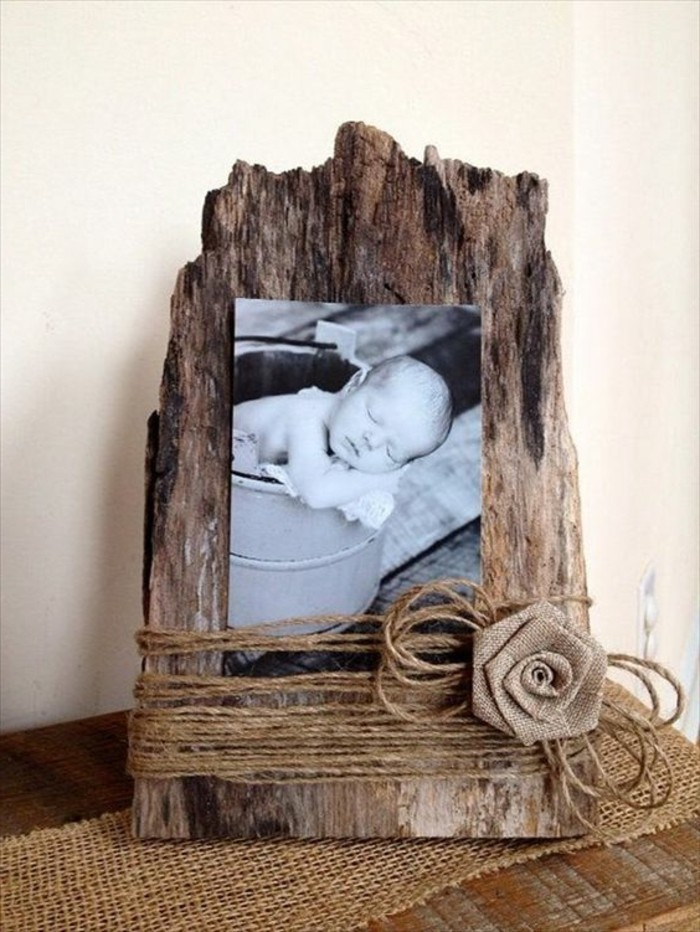 Bilderrahmen-selber-machen-für-Babyfotos