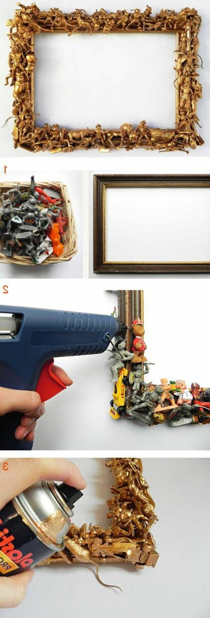 40 kreative vorschläge, wie sie bilderrahmen selber bauen - archzine