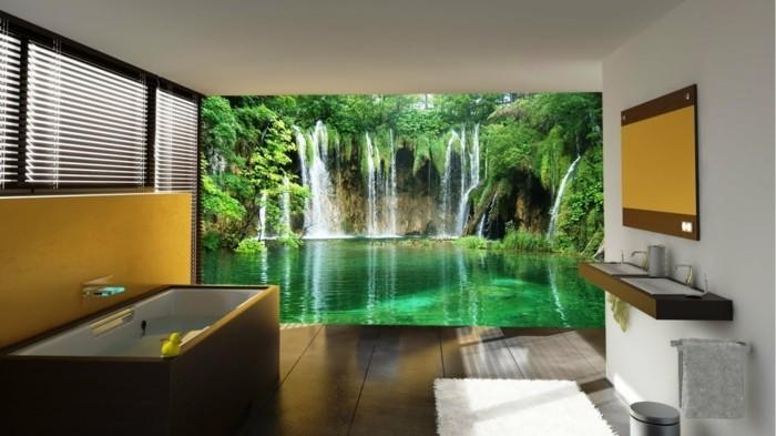 wandtattoo badezimmer f r gem tliches ambiente. Black Bedroom Furniture Sets. Home Design Ideas