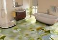 Wandtattoo Badezimmer für gemütliches Ambiente