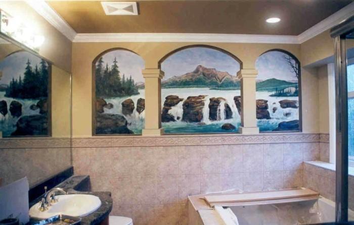 Deko-Badezimmer-wie-ein-Barock-Fenster