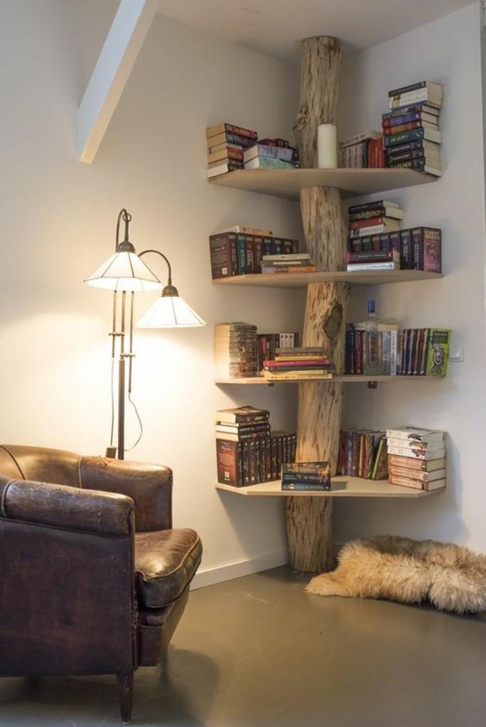 Über 40 kreative ideen für zimmerdeko selber basteln - archzine, Wohnzimmer
