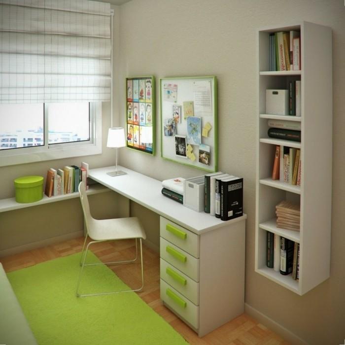 Wunderbar 50 Ideen Für Kleines Zimmer Einrichten Und Dekorieren ...