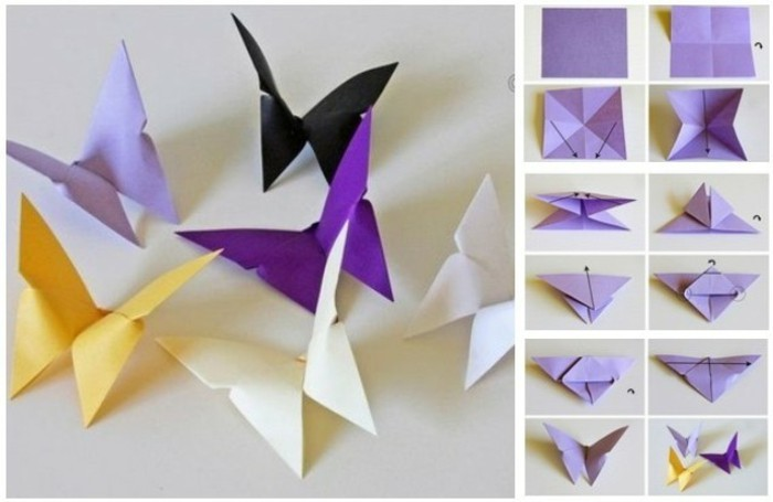Origami Bow Instructions Step By Step
