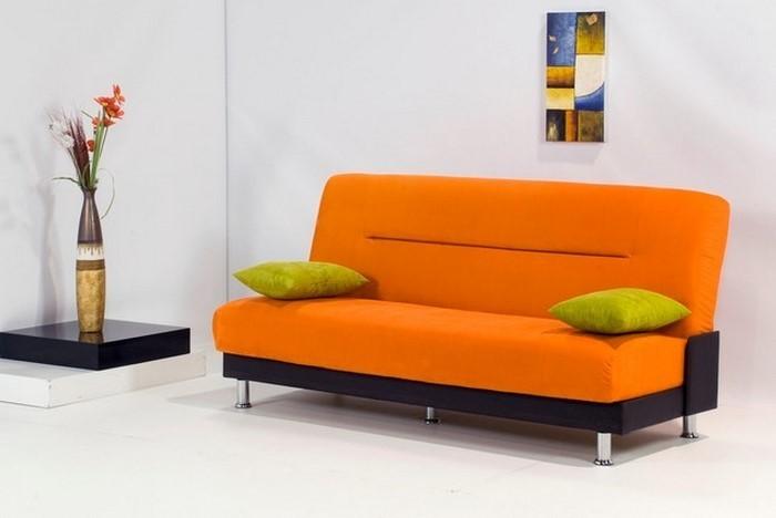 Farben-für-Wohnzimmer-in-Orange-Ein-kreatives-Interieur