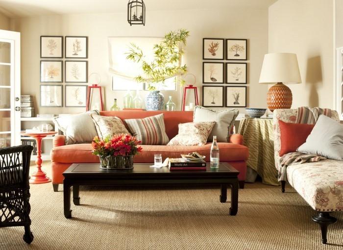Farben-für-Wohnzimmer-in-Orange-Eine-super-Entscheidung