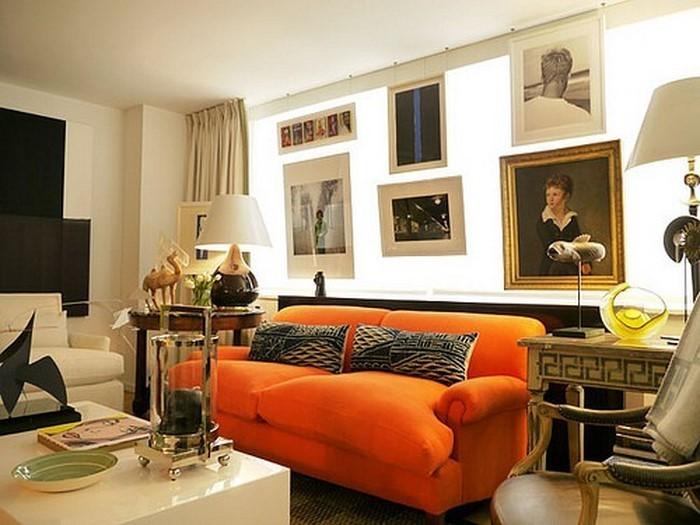 Farben-für-Wohnzimmer-in-Orange-Eine-wunderschöne-Ausstrahlung