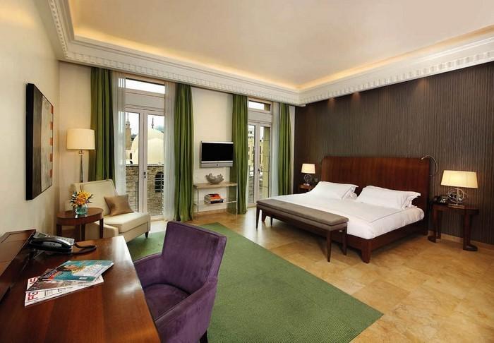 Schlafzimmer Farben in Grün:Ein wunderschönes Interieur