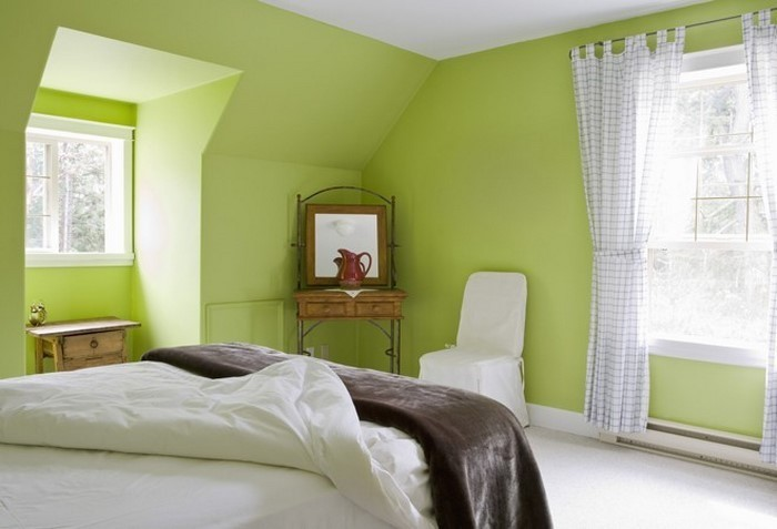Farben-fürs-Schlafzimmer-Grün-Eine-super-Entscheidung