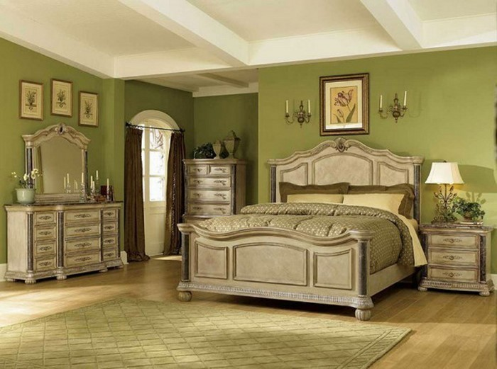 Farben-fürs-Schlafzimmer-Grün-Eine-super-Gestaltung