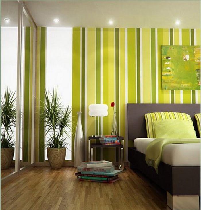 Farben-fürs-Schlafzimmer-Grün-Eine-verblüffende-Entscheidung