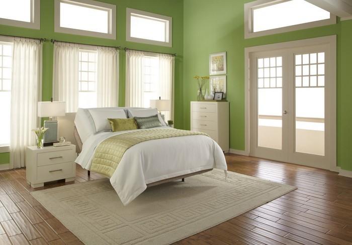 Farben-fürs-Schlafzimmer-Grün-Eine-wunderschöne-Entscheidung