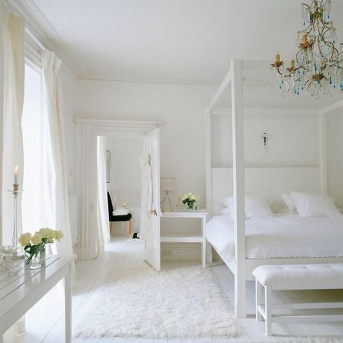 Farben-fürs-Schlafzimmer-Weiß-Ein-außergewöhnliches-Design (Copy)
