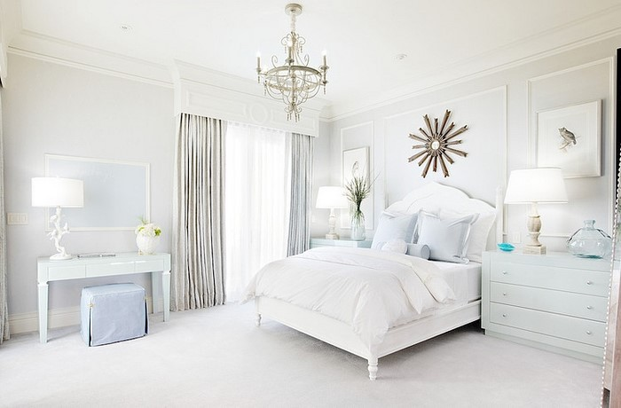 Farben-fürs-Schlafzimmer-Weiß-Ein-außergewöhnliches-Interieur (Copy)