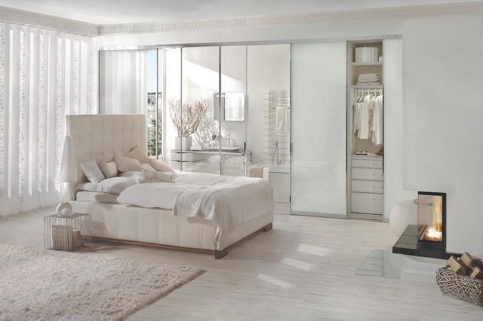 Farben-fürs-Schlafzimmer-Weiß-Eine–coole-Entscheidung