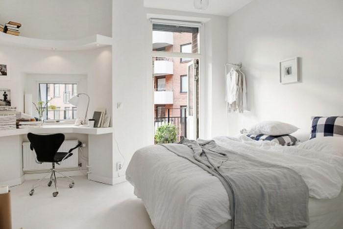 Farben Fürs Schlafzimmer Weiß Eine Coole Ausstrahlung (Copy)