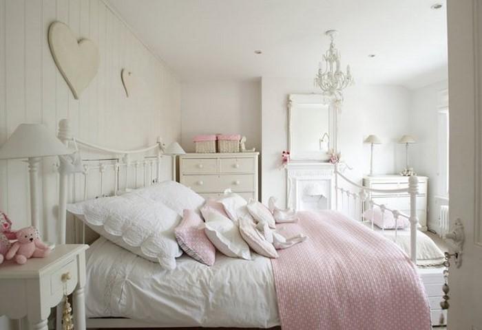 Farben-fürs-Schlafzimmer-Weiß-Eine-kreative-Entscheidung