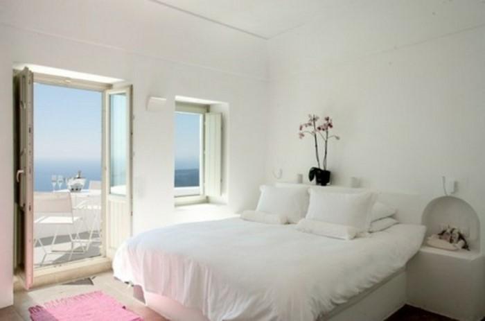 Farben-fürs-Schlafzimmer-Weiß-Eine-moderne-Dekoration (Copy)