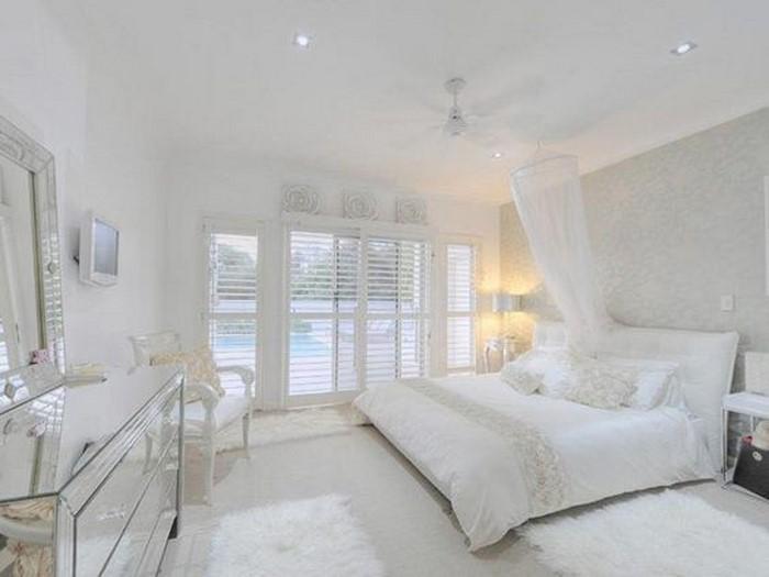 Fesselnd Farben Fürs Schlafzimmer Weiß Eine Moderne Entscheidung (Copy)