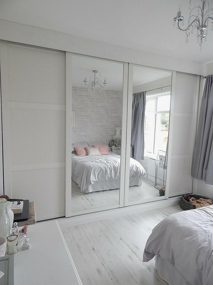 frische farben f rs schlafzimmer 74 wohnideen in wei. Black Bedroom Furniture Sets. Home Design Ideas