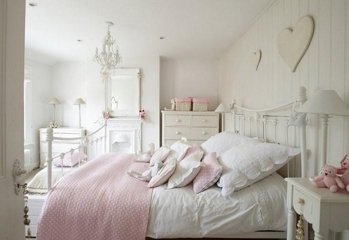 Farben-fürs-Schlafzimmer-Weiß-Eine-verblüffende-Deko (Copy)