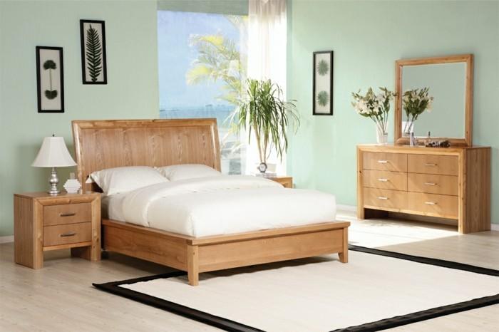 Feng Shui Bett Und Pflanzen