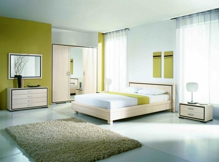 Feng-Shui-Regeln-Bett-nach-der-Wand