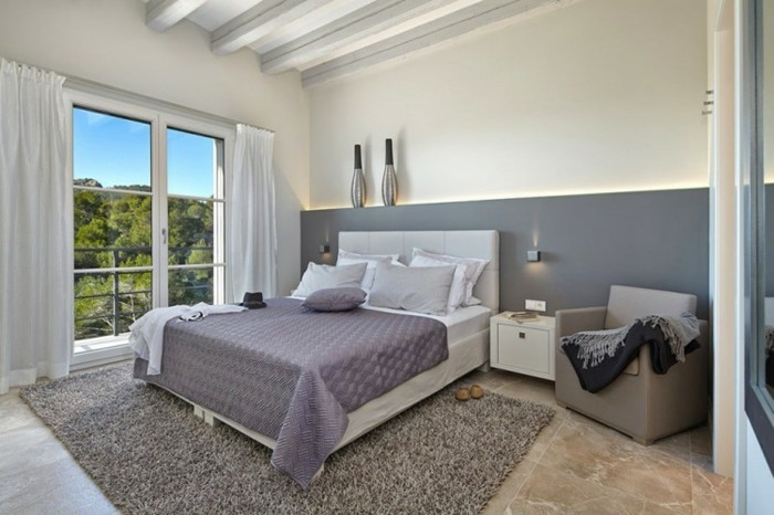 Schlafzimmer Richtige Wandfarbe