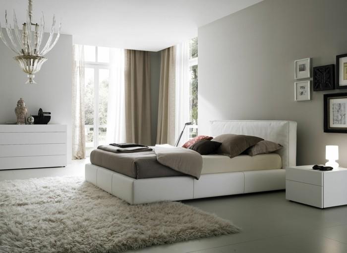40 Beispiele, wie Sie Schlafzimmer nach Feng Shui dekorieren