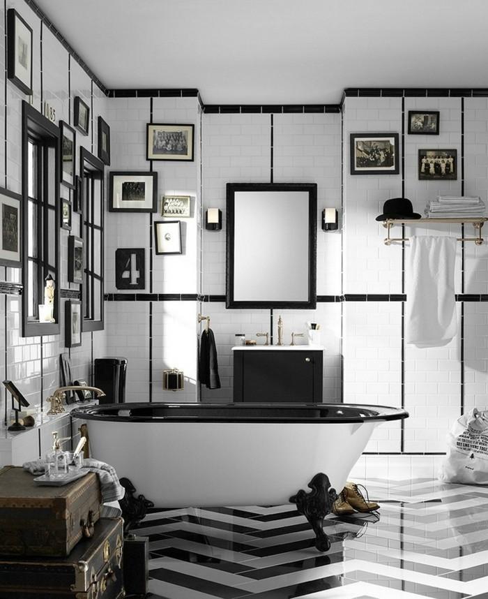 Fliesen-neu-gestalten-in-schwarz-weiß