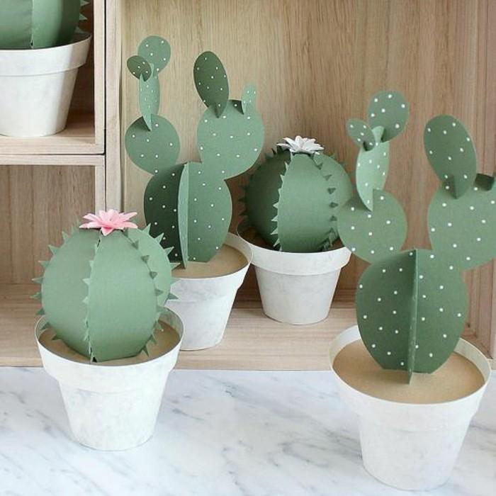 Geschenke-selbst-gemacht-Kaktusse-aus-Papier