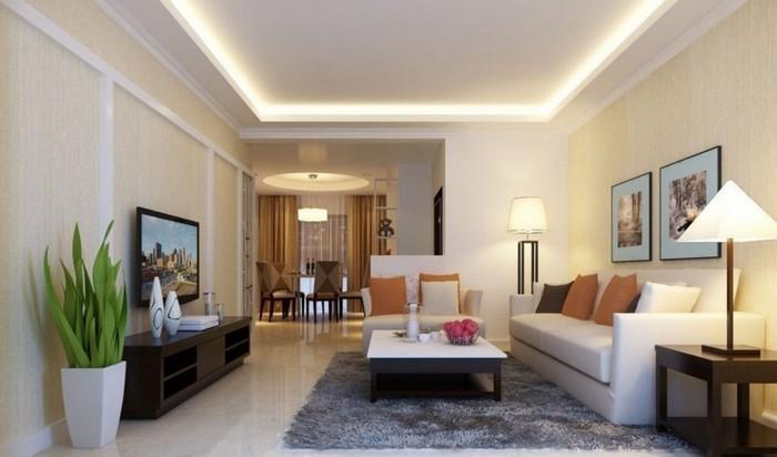 Grünes-Wohnzimmer-Design-Eine-außergewöhnliche-Ausstattung