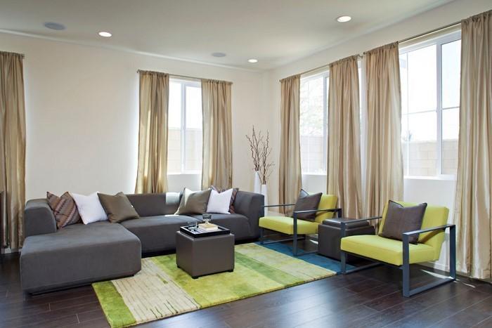 Grünes-Wohnzimmer-Design-Eine-außergewöhnliche-Gestaltung