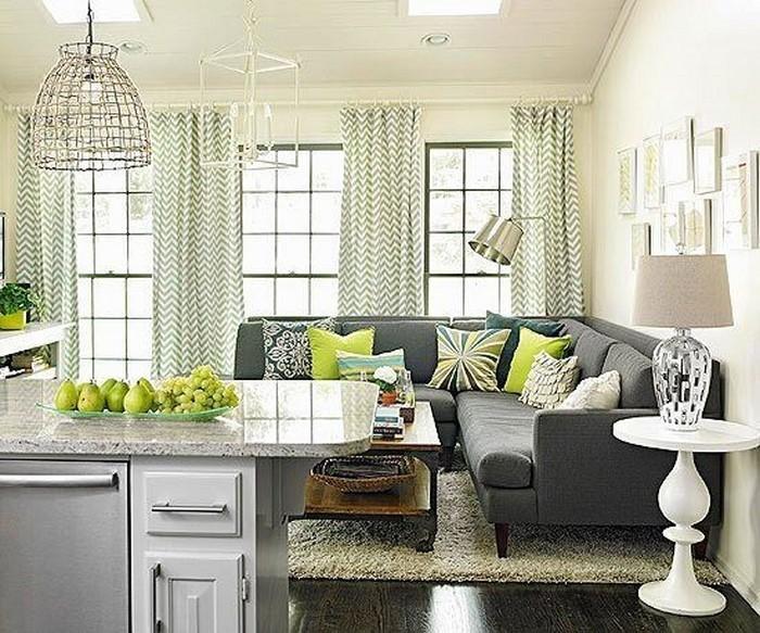 Grünes-Wohnzimmer-Design-Eine-auffällige-Entscheidung