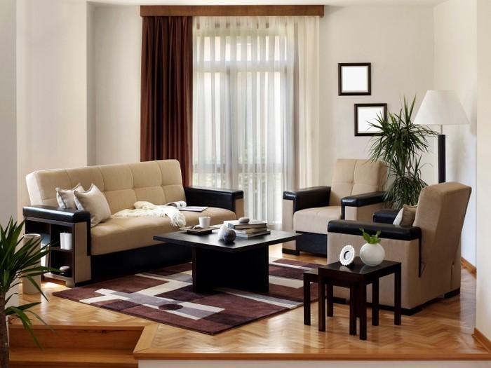 Grünes-Wohnzimmer-Design-Eine-auffällige-Gestaltung