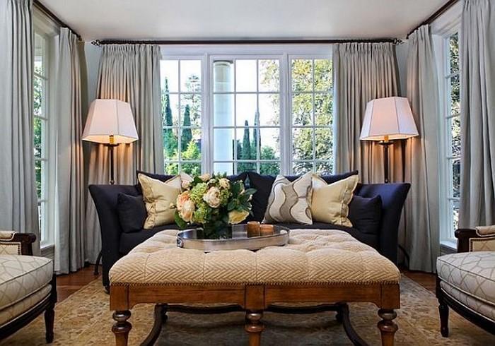 Grünes-Wohnzimmer-Design-Eine-coole-Dekoration
