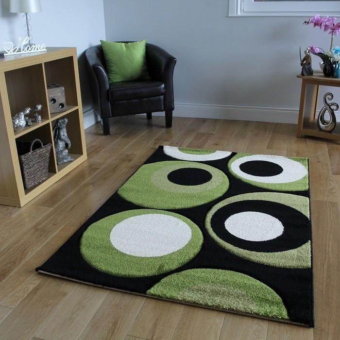Grünes-Wohnzimmer-Design-Eine-coole-Entscheidung