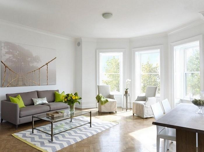 Grünes-Wohnzimmer-Design-Eine-tolle-Dekoration