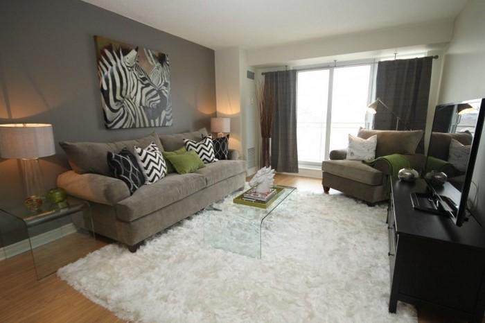Grünes-Wohnzimmer-Design-Eine-verblüffende-Gestaltung