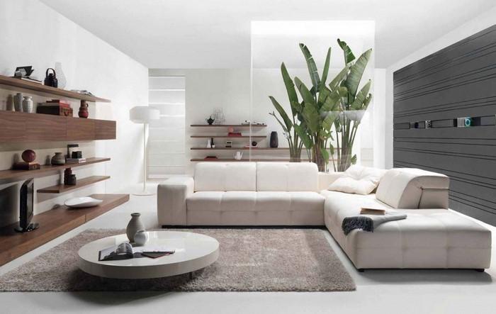 Grünes-Wohnzimmer-Design-Eine-wunderschöne-Deko