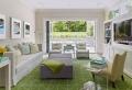 Grünes Wohnzimmer Design: 76 tolle Tipps und Tricks