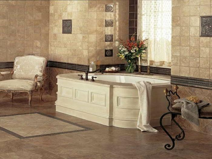 Luxus badezimmer fliesen  Italienische Fliesen für exklusives Ambiente im Bad - Archzine.net