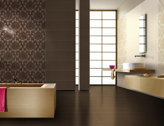 Italienische Fliesen Badezimmer : Italienische Fliesen für exklusives Ambiente im Bad