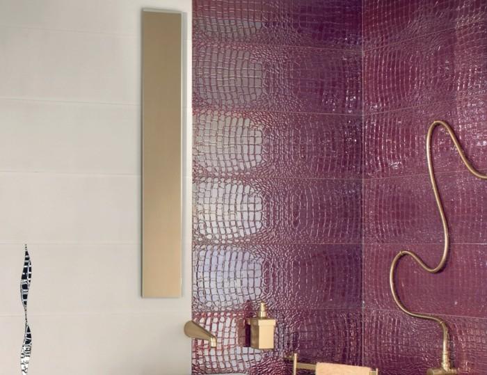 Italienische Dusche Selber Bauen : Ihr Badezimmer ist durch die italienischen Fliesen erfrischt