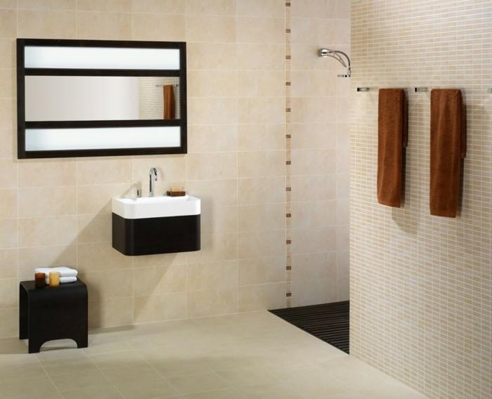 gaste wc mit dusche gestalten raum und m beldesign. Black Bedroom Furniture Sets. Home Design Ideas