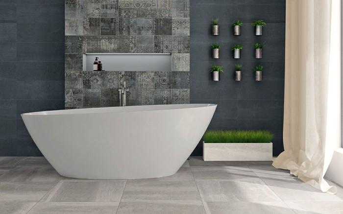 Italienische Badezimmer Ideen : Italienische Dusche Fliesen  Italien, Modernes Badezimmer, Mit Bunten