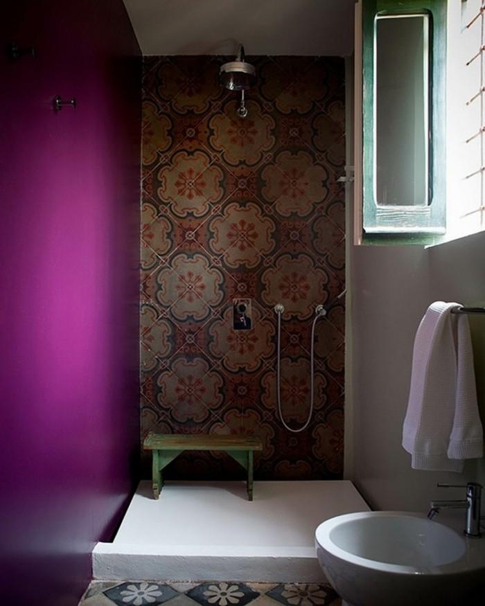 Italienische Fliesen Badezimmer : Vorschläge badezimmer fliesen ~ Originelle italienische Fliesen im ...