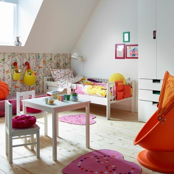 Kinderzimmer-Ideen-für-ein-kleines-Mädchen
