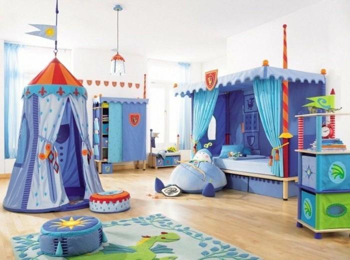Attraktiv Farb Wandgestaltung Kinderzimmer Junge Blau Weiss Bordure. S Kinderzimmer  Junge Auto On .