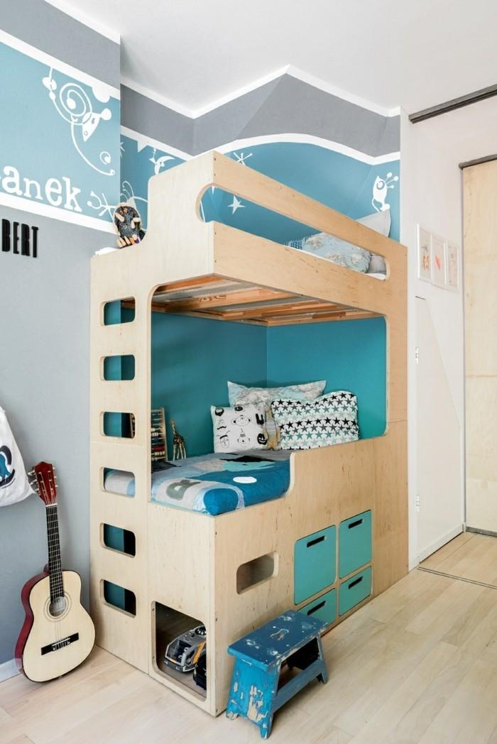 Kinderzimmer-einrichten-ganz-ausgefallenes-Design